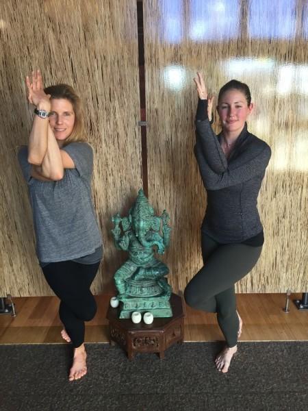 Michelle Naclowycz | Santa Cruz Yoga