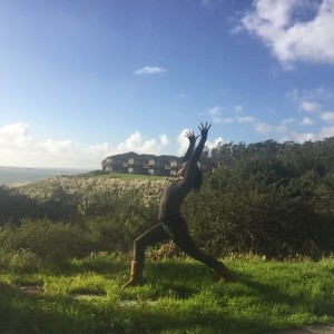 Santa Cruz yoga recap - Seascape Resort