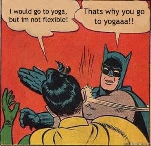 Q & A - Flexibility meme