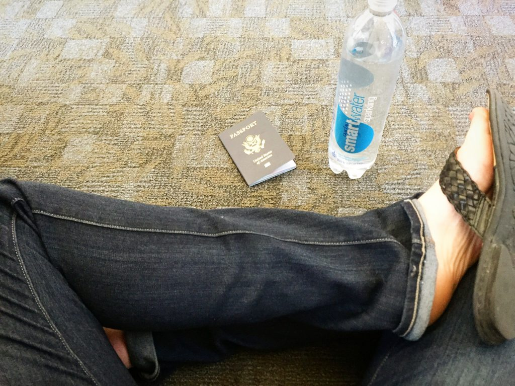 Costa Rica Recap - airport