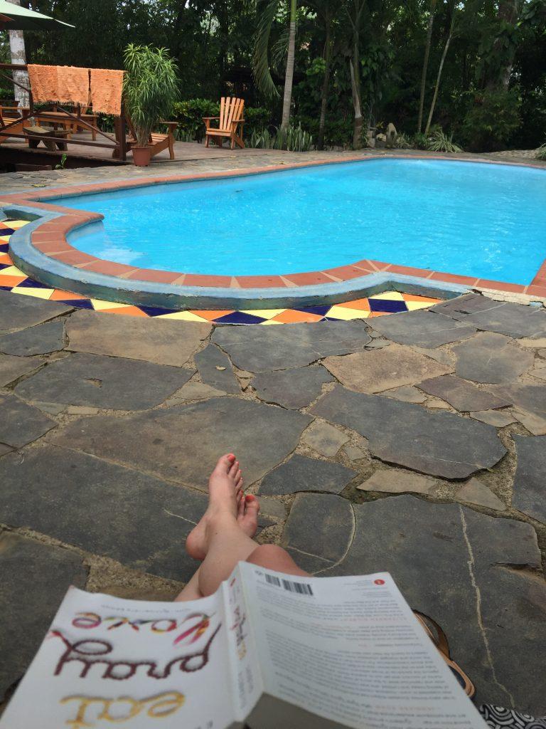 Costa Rica Recap - Pool