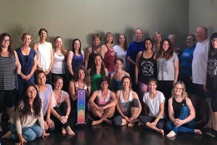 Chakra Workshop Recap - group